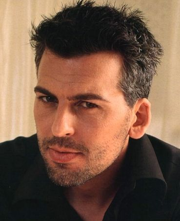 Is Oded Fehr's face Arabid or else?