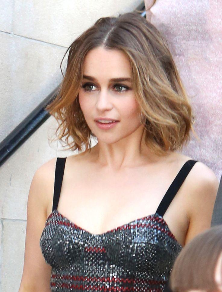 Emilia Clarke Bio Height Weight Age Measurements