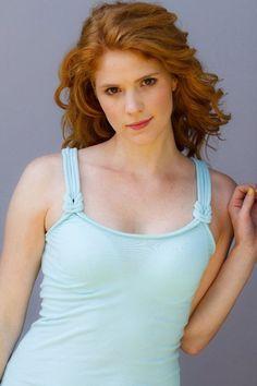 Erin Chambers red carpet