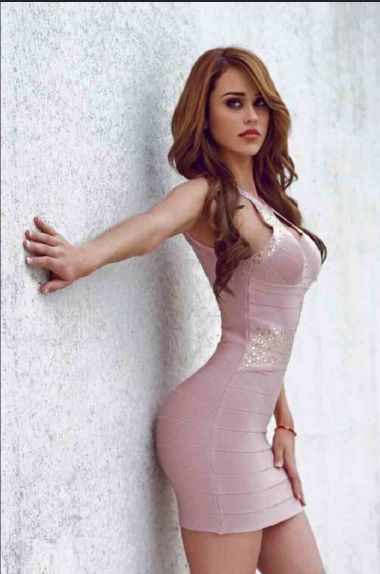 Yanet Garcia Bio Height Weight Measurements