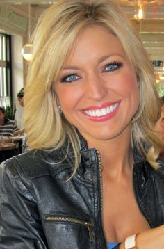 Ainsley Earhardt Bio Height Weight Measurements