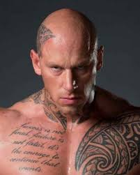 Martyn Ford Bio Height Weight Age Measurements